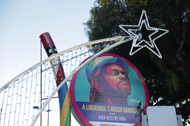 A lenda diz que capoeirista quando morre vira estrela   Uendel Galter   Ag. A TARDE - Foto: Uendel Galter   Ag. A TARDE