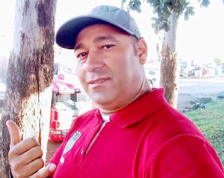 Antônio foi baleado por suspeitos que chegaram de moto | Foto: Reprodução | Calila Notícias - Foto: Reprodução | Calila Notícias
