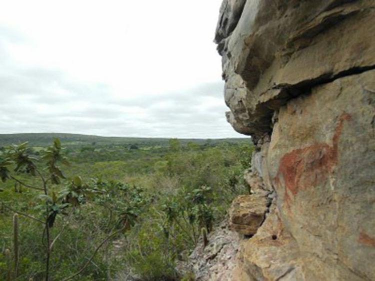Medidas buscam evitar a degradação dos sítios arqueológicos de Paxola e Pedra do Lorde | Foto: Reprodução | MPF-BA - Foto: Reprodução | MPF-BA