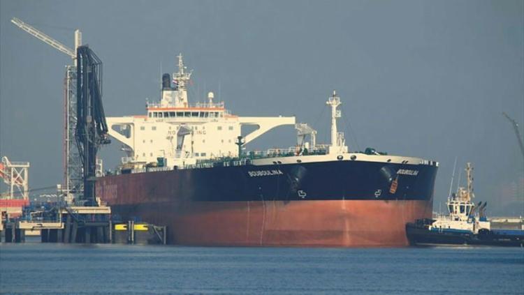 Informação levanta a hipótese de que o petroleiro grego não seja o responsável pelo derramamento. Foto: Leo Noordzij | Marine Traffic - Foto: Leo Noordzij | Marine Traffic