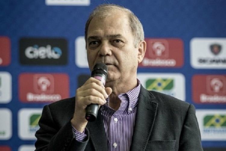 Paulo Wanderley Teixeira assumiu a entidade em 2017 | Foto: Divulgação - Foto: Divulgação