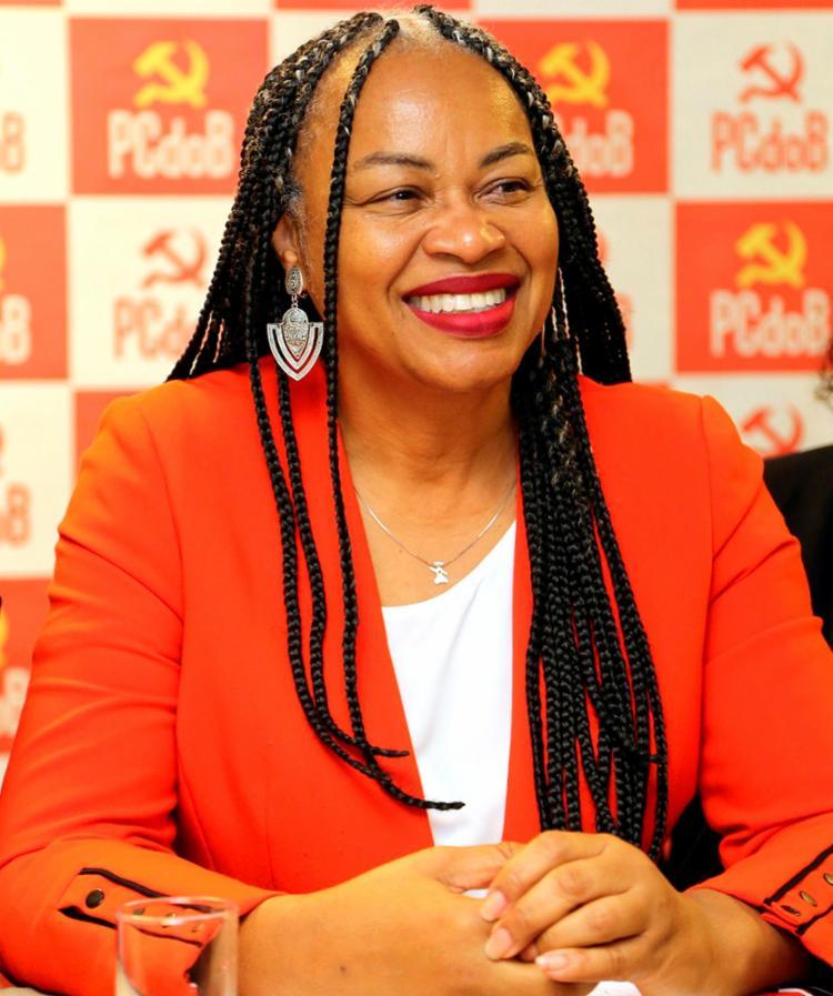 A deputada iniciou a sua vida política em 1988 | Foto: Fernando Udol | Divulgação - Foto: Fernando Udol | Divulgação