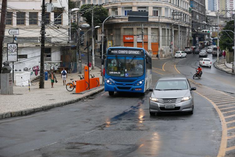A medida ocorre devido ao aumento de fluxo de pessoas no Campo Grande no período do Natal   Rafael Martins   Ag. A TARDE - Foto: Rafael Martins   Ag. A TARDE