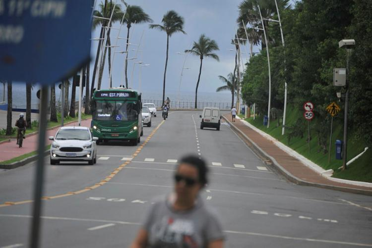Linha 'Estação Pirajá – Barra 1' será uma das afetadas | Felipe Iruatã | Ag. A TARDE - Foto: Felipe Iruatã | Ag. A TARDE