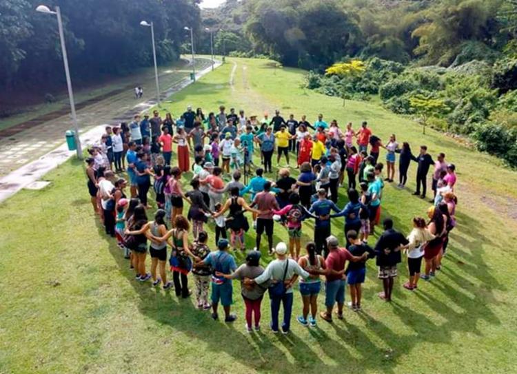 Yoga, danças e passeio a cavalo fazem parte da programação da Trilha | Foto: Divulgação - Foto: Divulgação