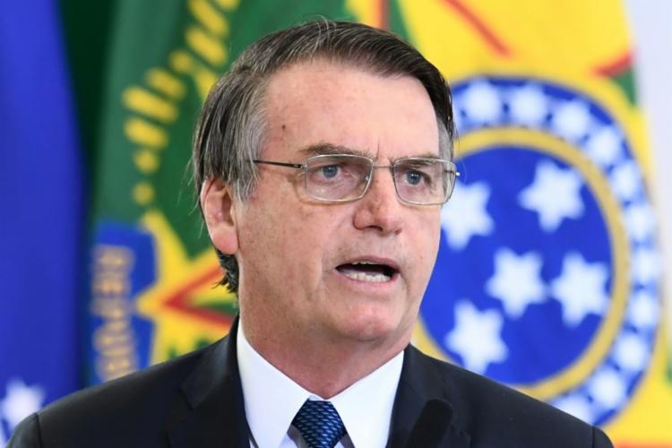 Também foram foram entregues a PEC da emergência fiscal, ou PEC dos gatilhos | Foto: Evaristo Sa | AFP - Foto: Evaristo Sa | AFP
