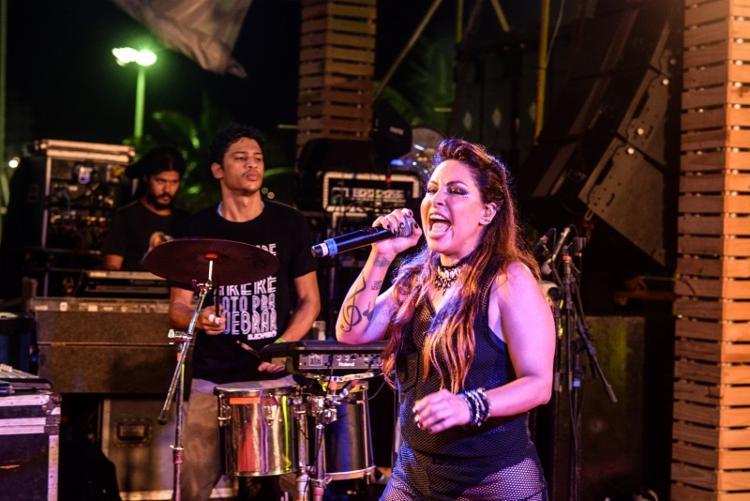 """Pitty está em turnê, divulgando seu quinto álbum de estúdio, o recém indicado ao Grammy Latino 2020, """"MATRIZ""""   Foto: Divulgação   Victor Carvalho - Foto: Divulgação   Victor Carvalho"""