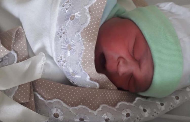 Chamado de Heitor, o bebê nasceu em segurança | Foto: Divulgação | SSPBA - Foto: Divulgação | SSPBA