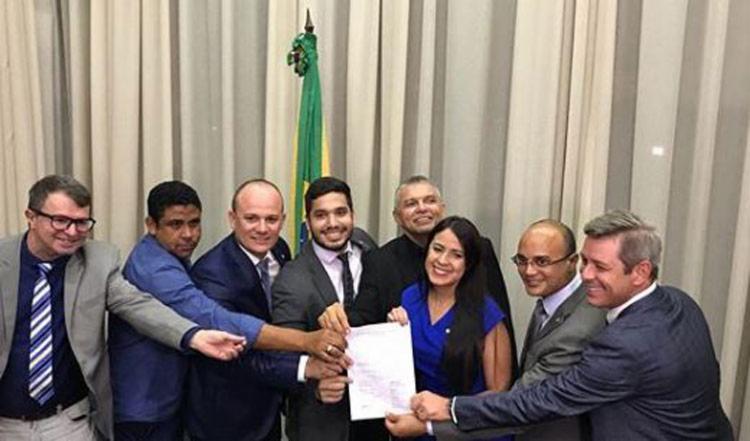 O PSL fica sem representante na Assembleia Legislativa da Bahia   Foto: Reprodução   Instagram - Foto: Reprodução   Instagram