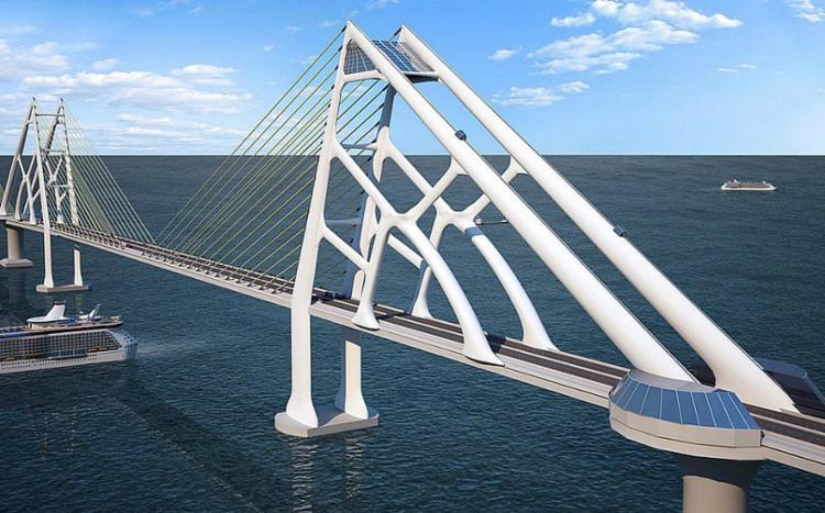 O projeto prevê o sistema viário com mais de 12km de extensão   Divulgação - Foto: Divulgação