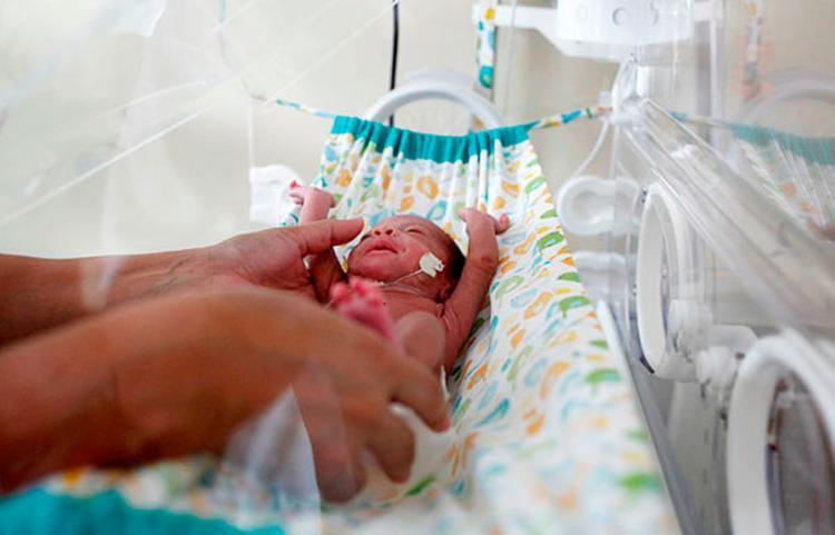 Organizações afirmam que 30 milhões de bebês nascem cedo demais, pequenos demais ou adoecem a cada ano no mundo | Foto: Maurício Bazílio | GERJ - Foto: Maurício Bazílio | GERJ