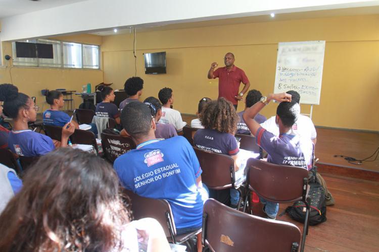 O processo seletivo será realizado em uma única etapa | Foto: Tiago Caldas | Ag. A TARDE - Foto: Tiago Caldas | Ag. A TARDE