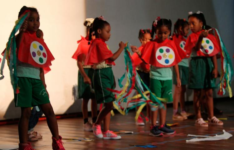 Professores e dirigentes de creches comunitárias da Bahia participaram do evento | Foto: Camila Souza | GOVBA - Foto: Camila Souza | GOVBA
