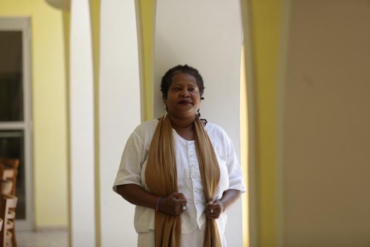 A socióloga Vilma Reis tenta se candidatar à prefeitura de Salvador