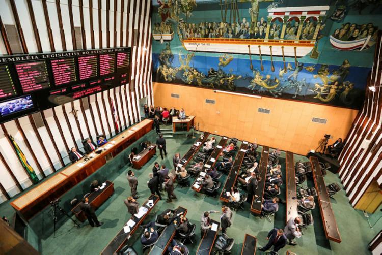 Projeto foi publicado no Diário Oficial do Legislativo baiano nesta terça-feira, 12   Foto: Vaner Casaes   ALBA Divulgação - Foto: Vaner Casaes   ALBA Divulgação