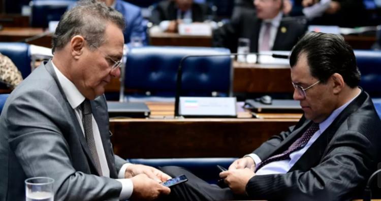 Senadores do MDB são suspeitos de recebimento de dinheiro ilegal da JBS. Foto: Pedro França | Agência Senado - Foto: Pedro França | Agência Senado
