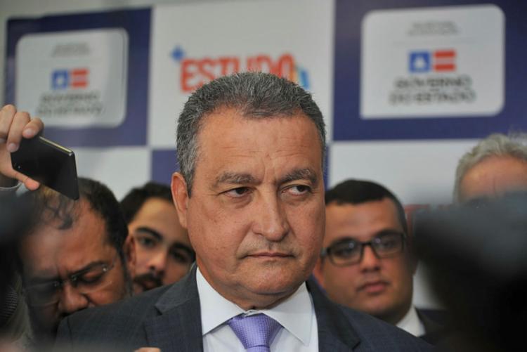 Ex-presidente foi solto na tarde desta sexta-feira - Foto: Felipe Iruatã | Ag. A Tarde