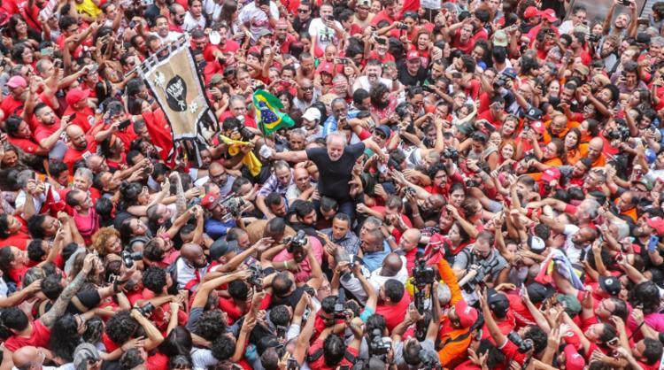 Lula vai ouvir a explanação da Executiva sobre a conjuntura política | Foto: Divulgação | PT - Foto: Divulgação | PT