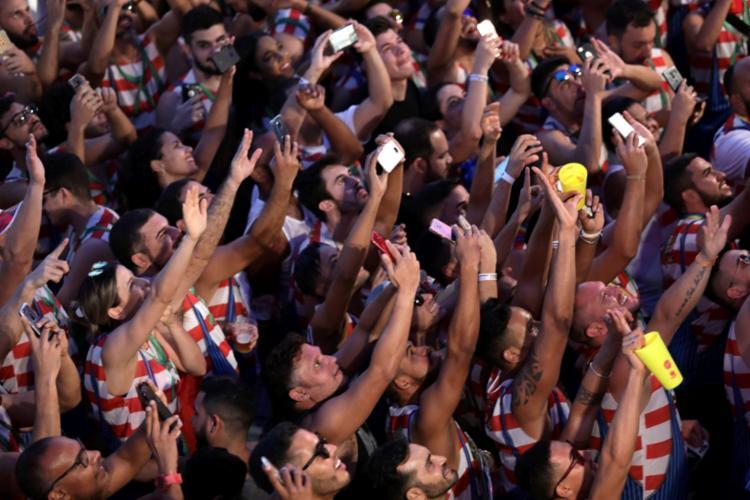 A micareta Salvador reuniu 18 mil pessoas em Salvador, em dois dias de festa