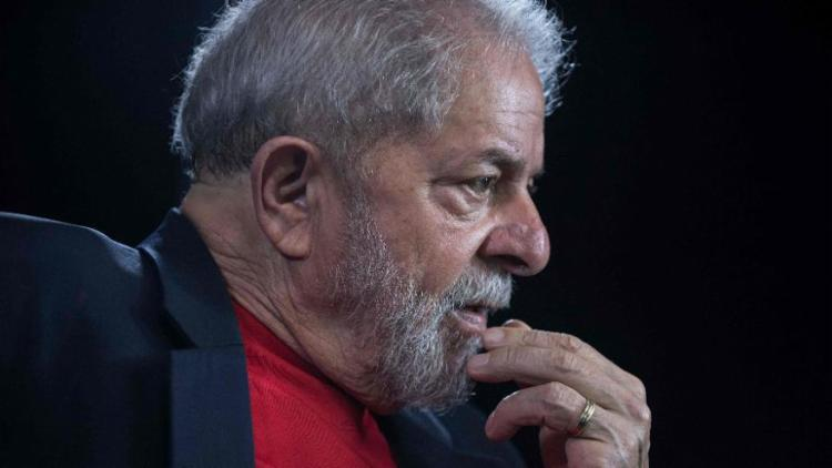 Defesa de Luiz Inácio Lula da Silva protocolou na manhã desta sexta-feira   Foto: Nelson Almeida   AFP - Foto: Nelson Almeida   AFP