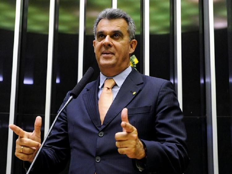 Deputado assumiu a secretaria em março e se licenciou em 1º de outubro. Foto: Câmara dos Deputados | Divulgação - Foto: Câmara dos Deputados | Divulgação