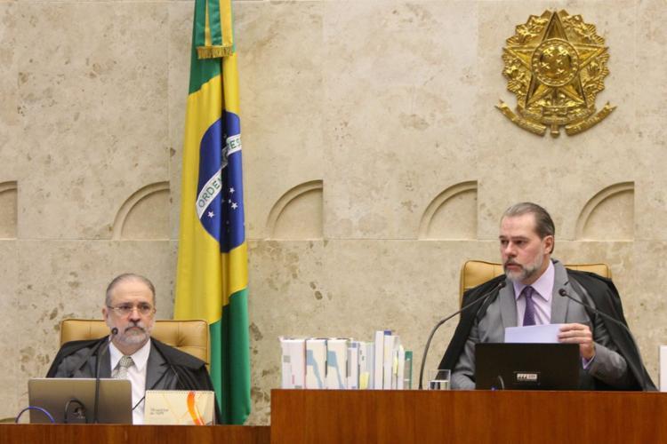Ministros debatem se isso violaria ou não o sigilo bancário e fiscal | Foto: Nelson Jr.| SCO | STF - Foto: Nelson Jr.| SCO | STF