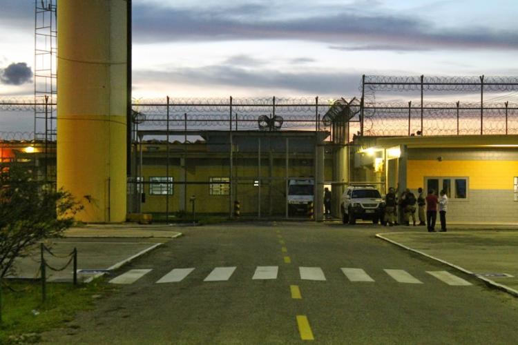 Pita foi encaminhado para o Presídio de Segurança Máxima de Serrinha | Foto: Reprodução | Barriga Notícia - Foto: Reprodução | Barriga Notícia