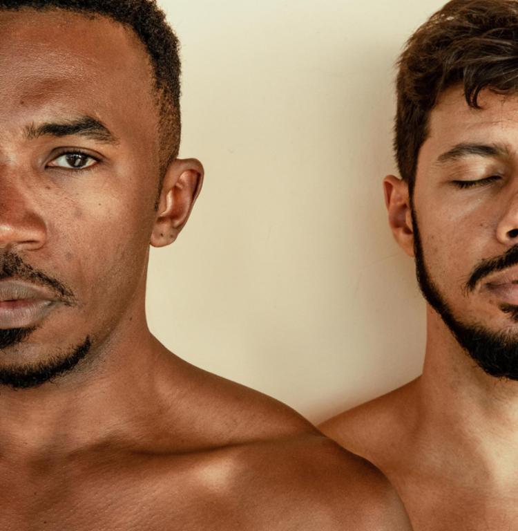 Peça é encenada pelos atores da nova geração: Daniel Farias e Leandro Villa | Foto: Divulgação - Foto: Divulgação