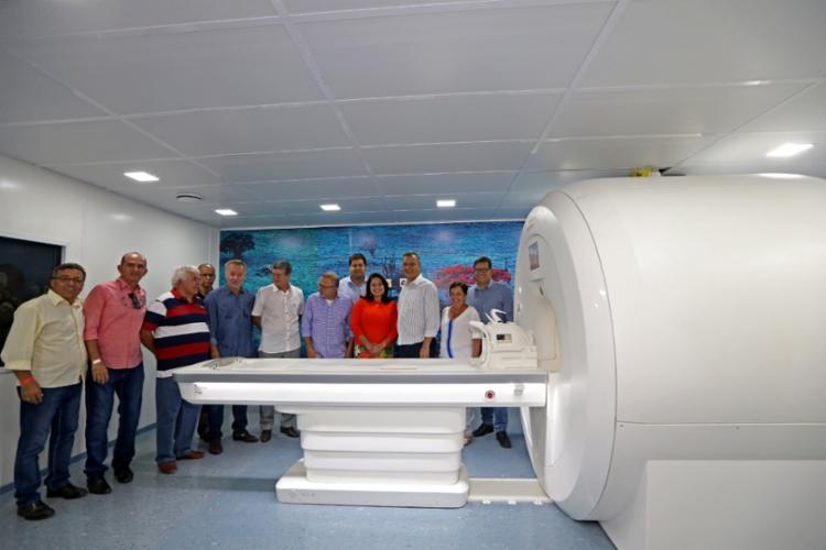 Policlínica regional de saúde foi inaugurada em Senhor do Bonfim | Foto: Paula Froés | GOVBA - Foto: Paula Froés | GOVBA