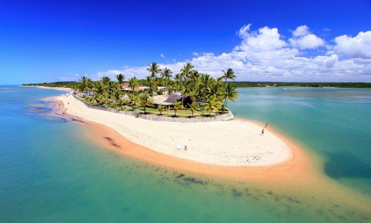 A competição de 75 quilômetros começou em Arraial D'ájuda | Foto: Arraial D`Ajuda Resort Eco | Divulgação - Foto: Arraial D`Ajuda Resort Eco | Divulgação