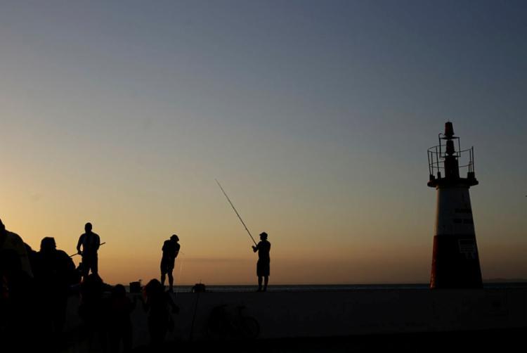 Sol, praia, riqueza histórica, cultural, religiosa e gastronomia estão entre os itens citados por turistas   Foto: Raphael Muller   Ag. A TARDE - Foto: Raphael Muller   Ag. A TARDE
