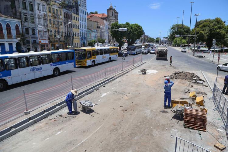 Mudança irá ocorrer na altura da Praça Cairu | Divulgação | Transalvador - Foto: Divulgação | Transalvador