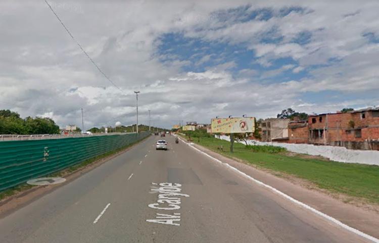 Ainda não há detalhes sobre a causa do acidente | Foto: Reprodução | Google Street View - Foto: Reprodução | Google Street View