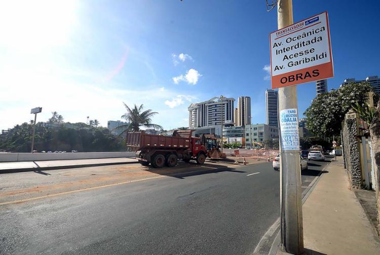 Bairros de Itapuã, Rio Vermelho, Centro Histórico e Boa Vista de São Caetano terão o tráfego alterado | Foto: Divulgação - Foto: Divulgação