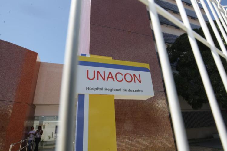 A unidade vai oferecer o primeiro serviço de radioterapia e braquiterapia do Norte da Bahia. - Foto: Elói Corrêa_GOVBA