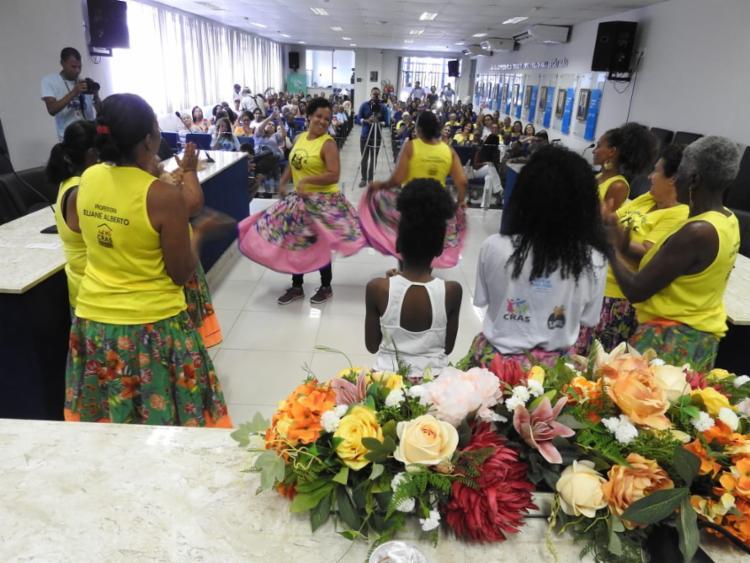 """""""Conscientização da sociedade na luta contra a violência à mulher"""" é tema do Fórum Municipal de Políticas Para as Mulheres. - Foto: Rose Brito_Divulgação"""