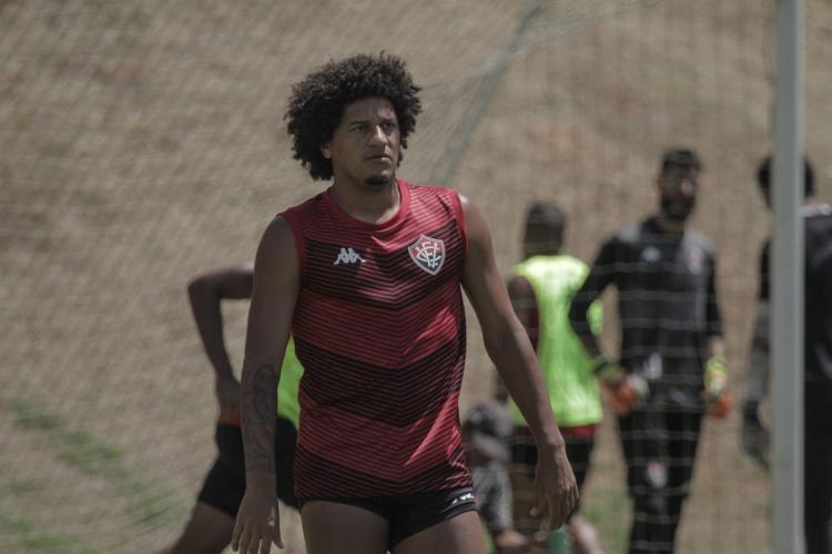Leão quer fazer do Barradão o seu alçapão contra o time catarinense - Foto: Letícia Martins | ECVitória