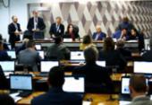 CCJ confirma aprovação de PL da prisão após condenação em 2ª instância | Foto: Marcelo Camargo | Agência Brasil