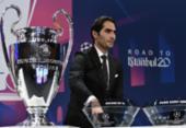 Sorteio define confrontos das oitavas de final da Champions League | Foto: Fabrice Coffrini | AFP