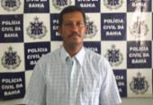 Homem tem mandado cumprido em Teixeira de Freitas | Foto: Divulgação | SSP