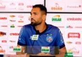 Gilberto avalia temporada e espera voltar a marcar na Fonte Nova | Foto: Felipe Oliveira | EC Bahia