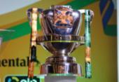 Saiba quais são os adversários da dupla BaVi na Copa do Brasil | Foto: Lucas Figueiredo | CBF