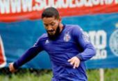 Bahia se reapresenta com tático e treino de finalização visando o Vasco | Foto: Felipe Oliveira | EC Bahia