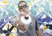 Diferentes gerações do grafite na Bahia cobram respeito por meio da arte | Foto: Felipe Iruatã | Ag. A TARDE
