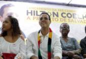 PSOL lança pré-candidatura do deputado estadual Hilton Coelho | Foto: Adilton Venegeroles | Ag. A TARDE