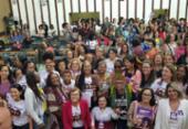 Mulheres lutam por mais espaço político | Foto: Juliana Vãndega | Divulgação