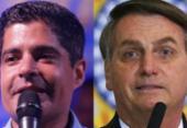 PT vai tentar colar Bolsonaro em Neto. Ou seja, federalizar a disputa | Foto: Uendel Galter | Ag. A TARDE e Sergio Lima | AFP