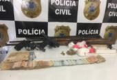 Treze pessoas são presas em operação conjunta no sul do estado | Foto: Divulgação | Polícia Civil