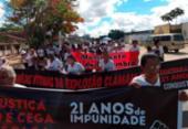 Grupo cobra punição a responsáveis por explosão de fábrica clandestina em 1998 | Foto: Tino Alves | Andaiá FM