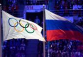 Rússia é excluída dos Jogos Olímpicos durante quatro anos | Foto: Damien Meyer | AFP